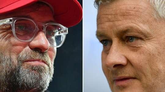 Man Utd face acid test of Premier League title credentials at Liverpool. AFP