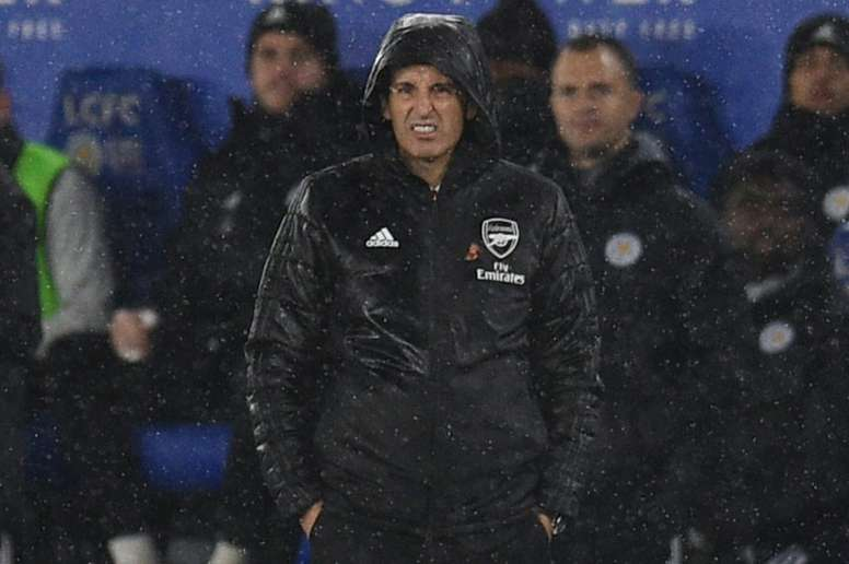 Time running out for Emery to prove he can kickstart Arsenal. AFP