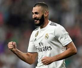 Benzema's lawyer claims that he is innocent. AFP