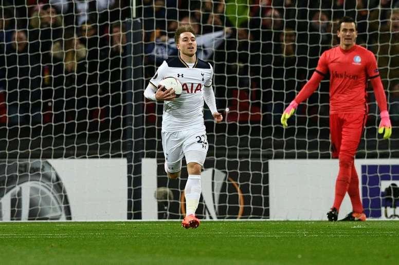 Les meilleurs buts de Tottenham en Europa League.