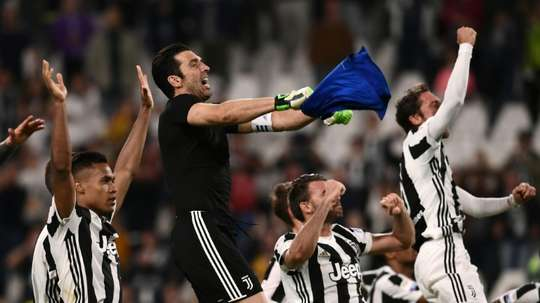 Juventus are chasing two trophies. GOAL