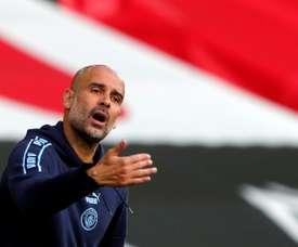 Manchester City busca zagueiro para a próxima temporada. AFP