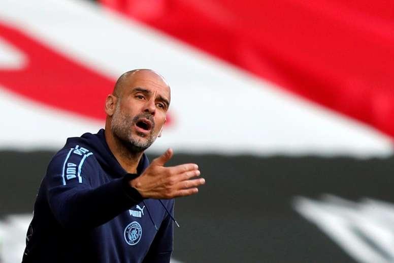 Southampton s'offre Manchester City. AFP