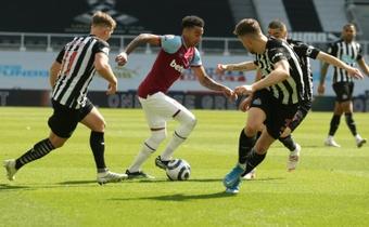 Lingard could return to West Ham. AFP