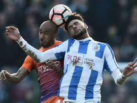 Huddersfield are not looking to sell Philip Billing. AFP