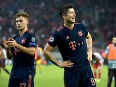 Rummenigge slams careless Bayern as injury strikes Hernandez. AFP