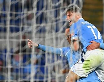 Immobile será de mucha importancia para la Lazio. AFP