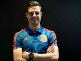 Azpilicueta is yet to play for Spain in the World Cup. AFP
