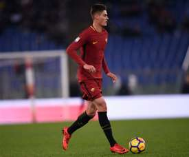 Patrik Schick signed a permanent deal with Roma after joining on loan. AFP