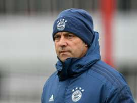 Hansi Flick has warned Boateng and Goretzka about their behaviour. AFP