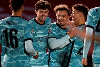 Neuf joueurs de Liverpool poussés vers la sortie. afp