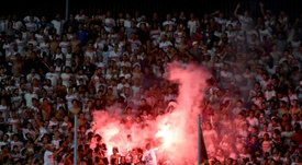 Zamalek have become the latest club to disband their ultras. AFP