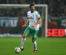 Pizarro ha encontrado su hogar en Alemania. AFP