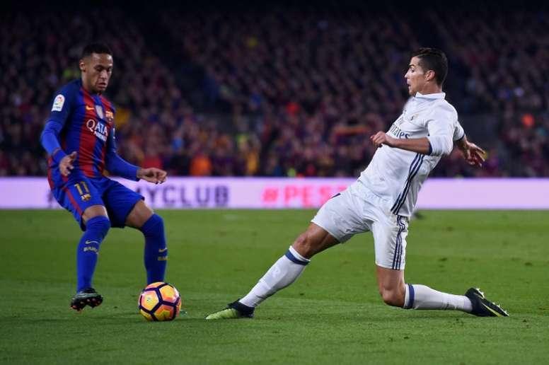 Les deux joueurs s'affronteront. AFP