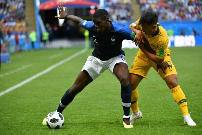 Rodgers confía en ver a Arzani en el Celtic. AFP