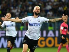 Late Brozovic winner rescues Inter in Genoa thriller