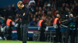 En Inglaterra especulan el once de Tuchel y no estaría Kanté. AFP