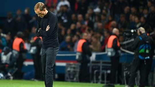 Gary Neville ne croit pas en la solution Tuchel pour Chelsea. AFP