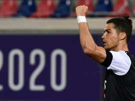 Ronaldo réussira-t-il à doubler Lewandowski pour le Soulier d'Or ? AFP