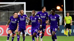 Spot-on Nani fires Orlando into MLS restart semis. AFP