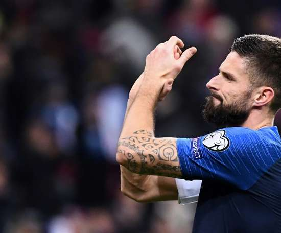 France and goal-getters England join Euro 2020 big guns. AFP