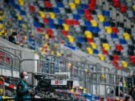 Sky Germany attracts record audience for Bundesliga restart. AFP