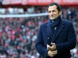 Salihamidzic promu au Bayern Munich. AFP