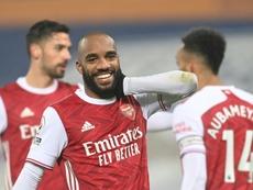 Rampant Arsenal thrash West Brom. AFP