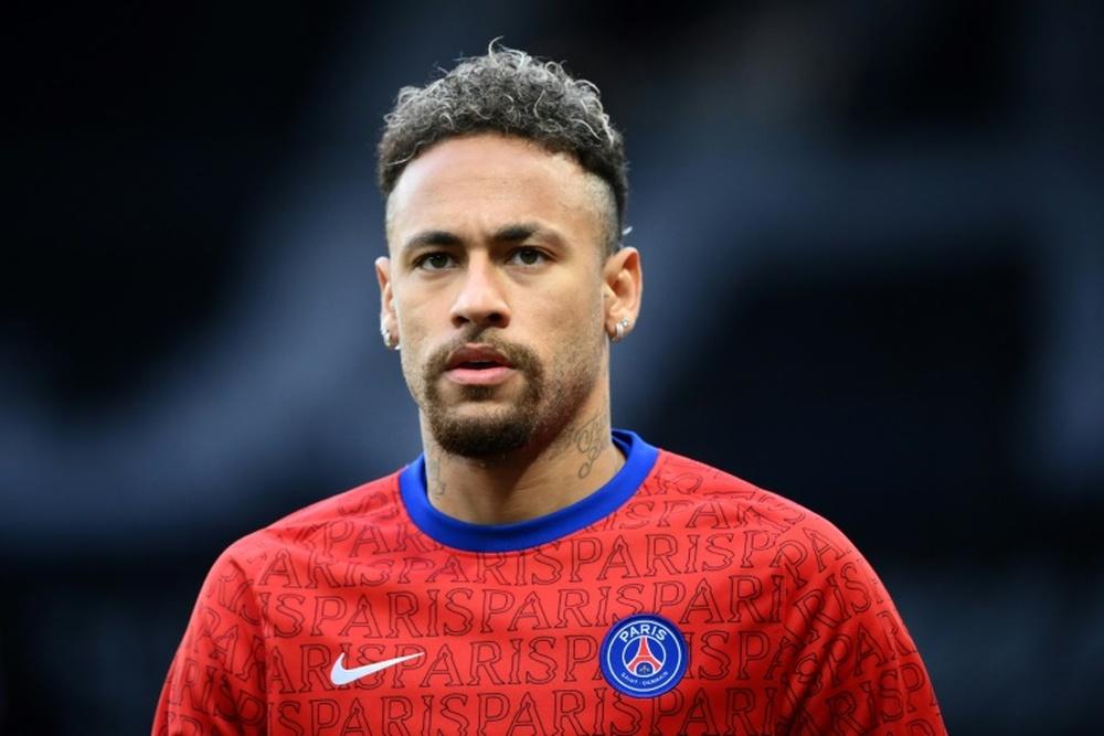 Intentan asaltar la casa de Neymar en Francia. AFP