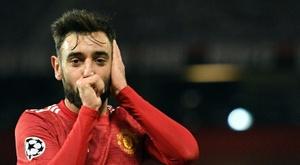 United won 4-1. AFP