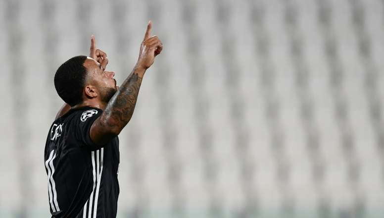 Lyon went through despite a Ronaldo brace. AFP