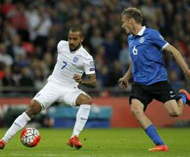 Walcott continues to hold the record of being England's youngest-ever debutant. AFP