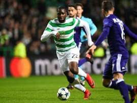 Odsonne Edouard scored in the game. AFP