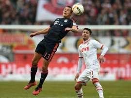 El Colonia se asegura a uno de sus jugadores de más talento. AFP