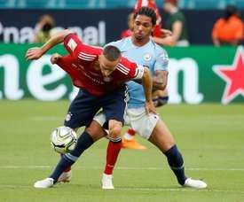 Luiz impressed throughout pre-season. AFP