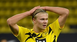 Dortmund have 8 players out for the Zenit match. AFP