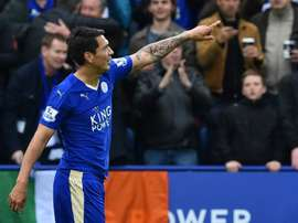 Ulloa has only started one Premier League game so far this season. AFP