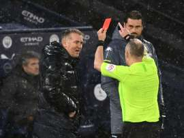 Villa boss Smith to serve touchline ban. AFP