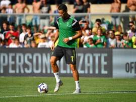 Ronaldo still very much part of Portugal team, insists coach.