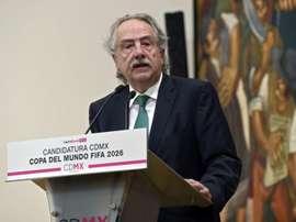The Canada-Mexico-US World Cup bid has reshuffled its leadership. AFP