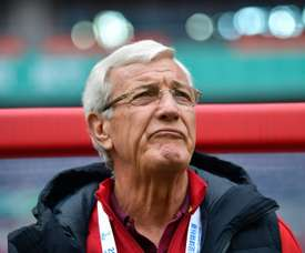 Marcello Lippi faces the first match of his second stint as China coach. AFP