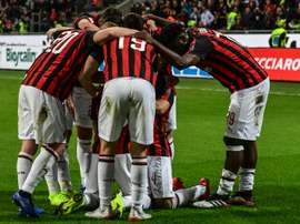 Milan prépare déjà le mercato hivernal. AFP