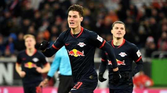 Schick piace al Milan. AFP