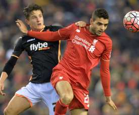 Ilori abandona el Liverpool de forma definitiva. AFP