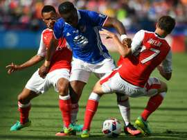 Bielik avait débuté avec l'équipe première sous Wenger. AFP