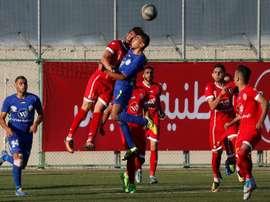 Football: Gaza team wins Palestine Cup despite Israeli restrictions