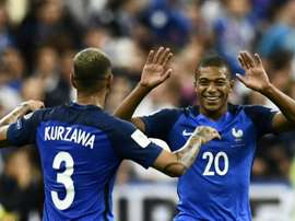 Mbappe wraps up big France win as Ronaldo bags hat-trick. AFP