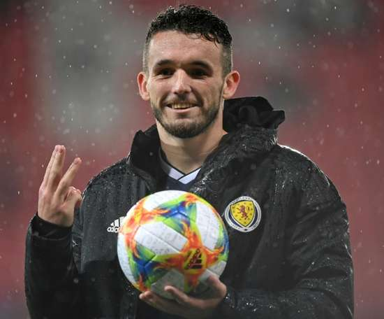 Aston Villa ferme la porte pour McGinn. AFP