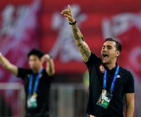 Cannavaro has called for reinforcements after losing title. AFP