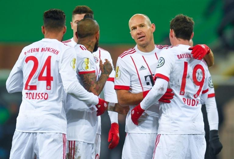Bayern Munich, Robben ne compte pas arrêter sa carrière